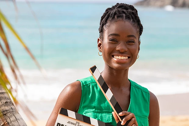 Jamaican Actress Shantol Jackson Joins the Cast of  Death in Paradise