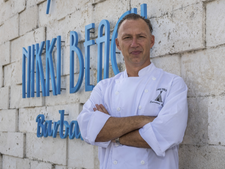 Meet Newly Appointed Executive Chef Max Chiomento of  Nikki Beach Barbados