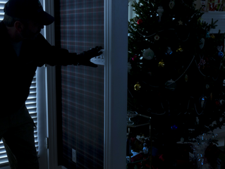 Home Security Tips  - Festive Season