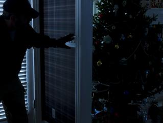 Home Security Tips  - Festive Season