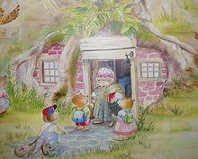 Kids Room Mural