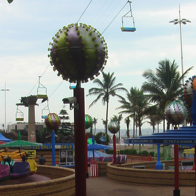 Durban Funworld Adult Rides Area