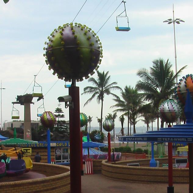 Durban Funworld Adult Rides Area