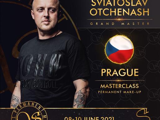 8.6.2021 - 10.6.2021 Master Class - Sviatoslav Otchenash Academy-S Praha