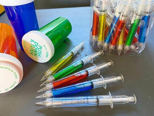 注射器型シャープペン