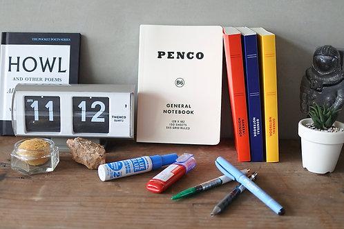 Soft PP Notebook B6