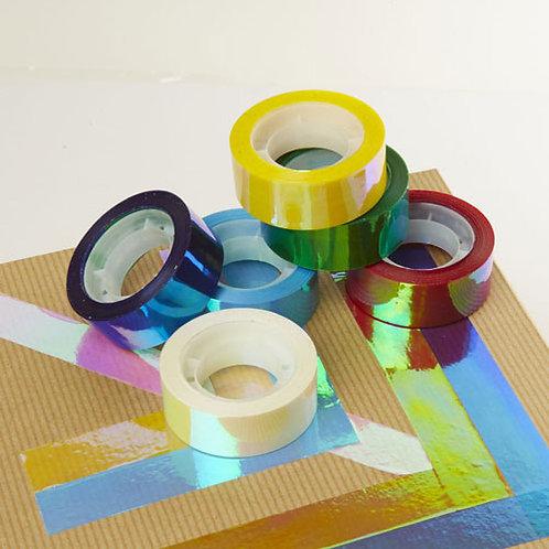 Iridescent Adhesive Tape