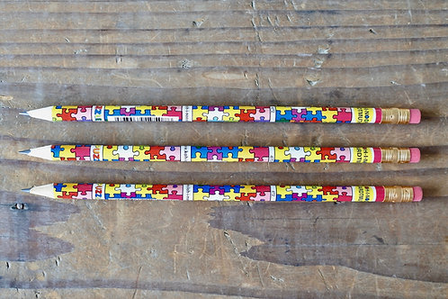 鉛筆 1231 HB パズル