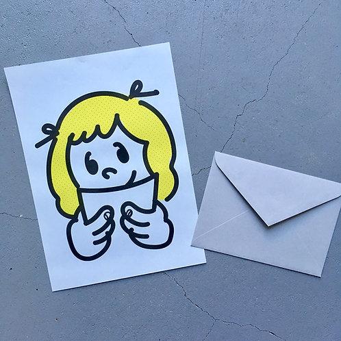 Original letter set