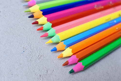 BIC KiDS サーカス色鉛筆