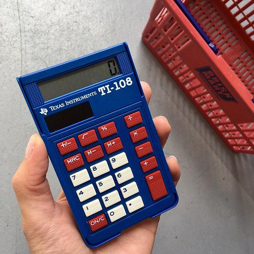 TI-108 電卓