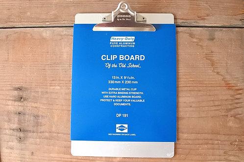 Aluminum Clip Board A4