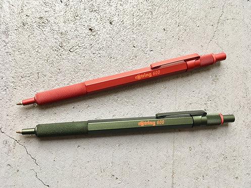Rotring 600 ボールペン