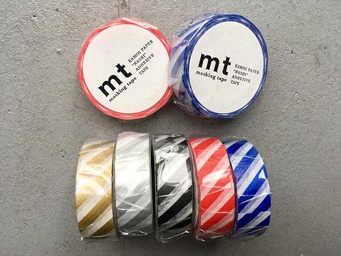 mt マスキングテープ ストライプ