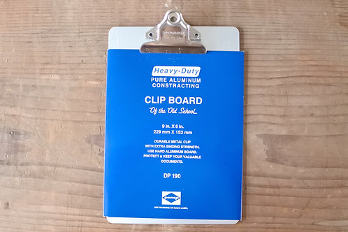 Aluminum Clip Board A5