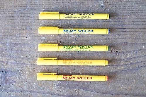 BRUSH WRITER