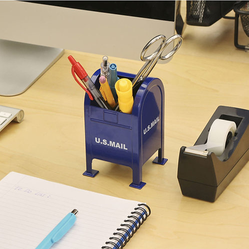 Mailbox Pen Holder