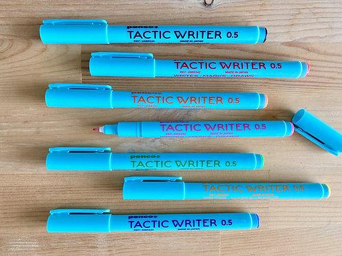 Tacticwriter 0.5