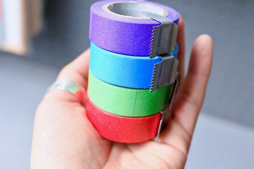 和紙テープ カッター付き