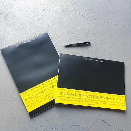 A4-size Sheet Pad
