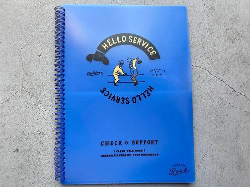 CHALKBOY A4ファイルブック