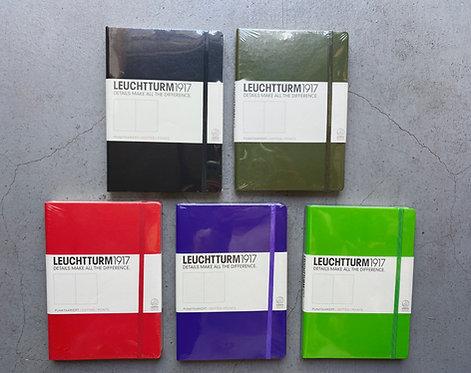 Leuchtturm1917 Notebook A5 Dotted