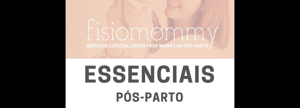 Essenciais Pós-parto | Puerpério