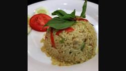 Emerald Fried Rice