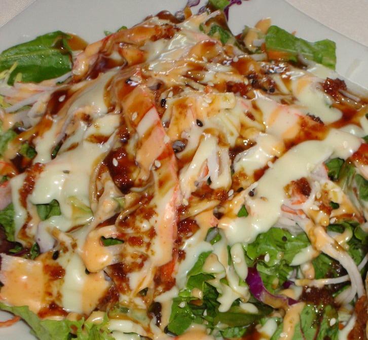 Thai Cuisine Salad