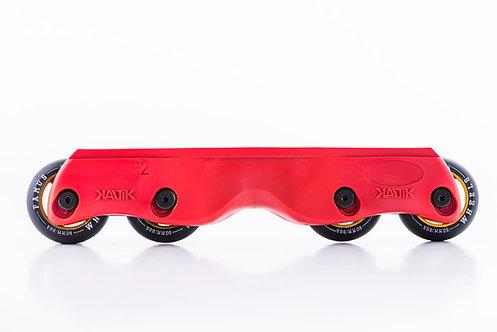 BRAND NEW FLAT v2 RED FAMUS DEAL