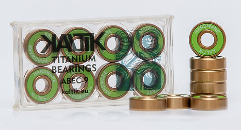 EMERALD TITANIUM BEARINGS