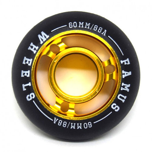 FAMUS BLACK ALU CORE 60mm