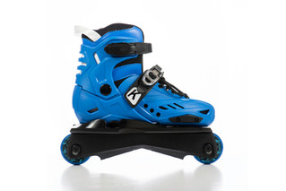 BRAND NEW BLUE JNR K-SKATES AVAILABLE NOW