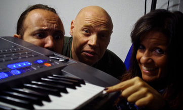 17 novembre: Maxino & Calicanto Band per Scricciolo!