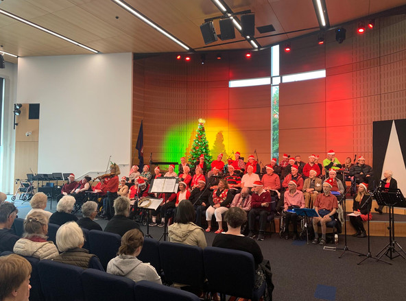 Fiona Pears, Christmas Concert 2019