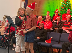 Bruce Whitfield, Christmas Concert 2019