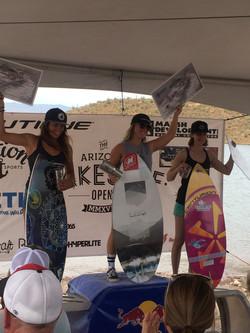 Arizona Wakesurf Open 2017