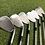 Thumbnail: Mizuno JPX 825 Left Handed Irons 4-PW // Reg