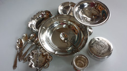 Assorted Sterling Silver Pieces