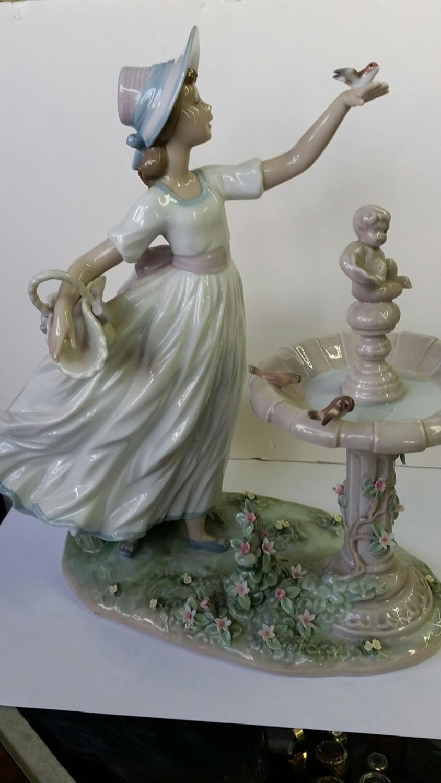 Lladro Spring Joy $550.