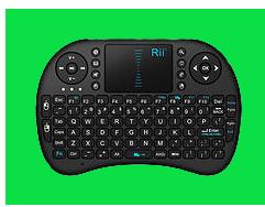 Pygstreamer mini keyboard
