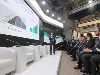 Высокие технологии и инновационные подходы демонстрировали в Пространстве доверия Фонда Росконгресс