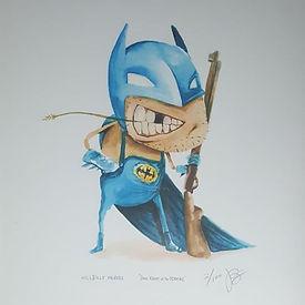 Hillbilly Heroes _Dark Knight of the Oza