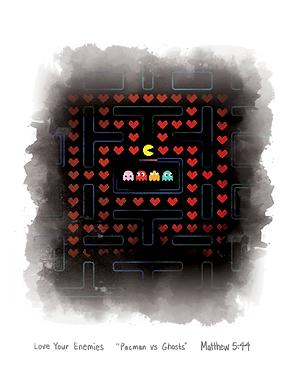Pacman vs. Ghosts