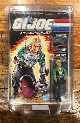 Psych-Out GIJOE