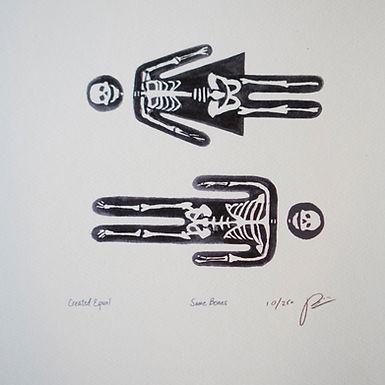 Same Bones - Created Equal Series