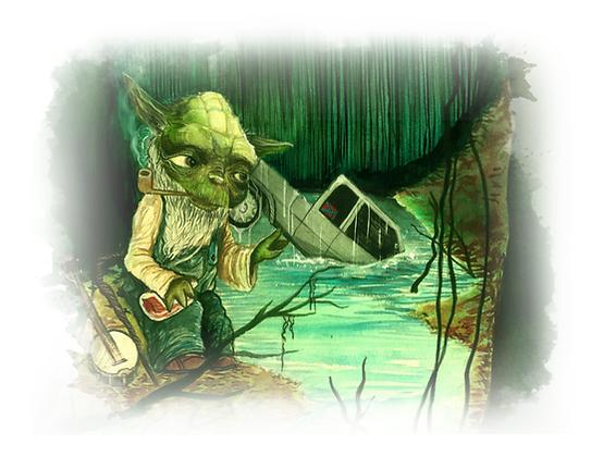 Yoda of the Ozarks