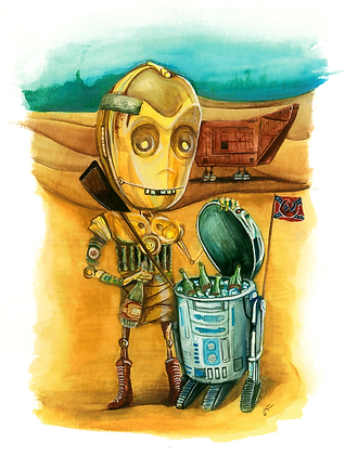 Droids of the Ozarks