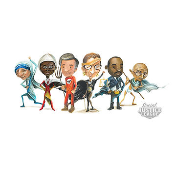 Social Justice League