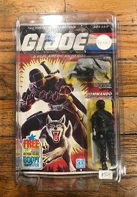 Snake Eyes 1985 GIJOE